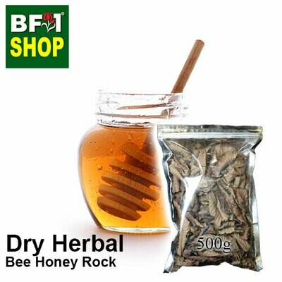 Dry Herbal - Bee Honey Rock - 500g