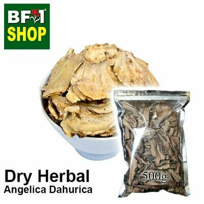 Dry Herbal - Angelica Dahurica - 500g