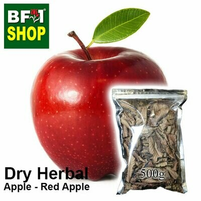 Dry Herbal - Apple - Red Apple - 500g