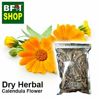 Dry Herbal - Calendula Flower - 500g