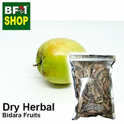 Dry Herbal - Bidara Fruits ( Zizyphus Mauritiana ) - 500g