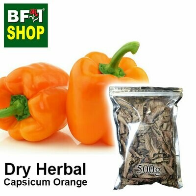 Dry Herbal - Capsicum Orange - 500g