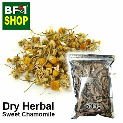 Dry Herbal - Chamomile - Sweet Chamomile - 500g