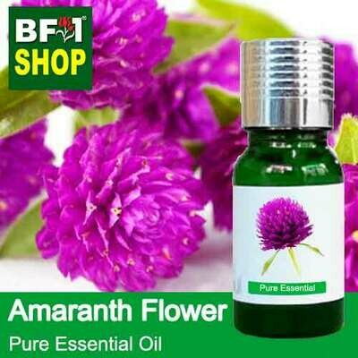 Pure Essential Oil (EO) - Amaranth Flower Essential Oil - 10ml