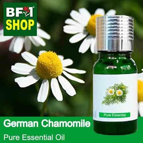 Pure Essential Oil (EO) - Chamomile - German Chamomile Essential Oil - 10ml