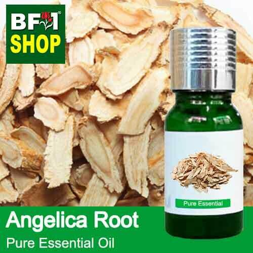 Pure Essential Oil (EO) - Angelica Root Essential Oil - 10ml