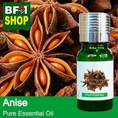 Pure Essential Oil (EO) - Anise Essential Oil - 10ml