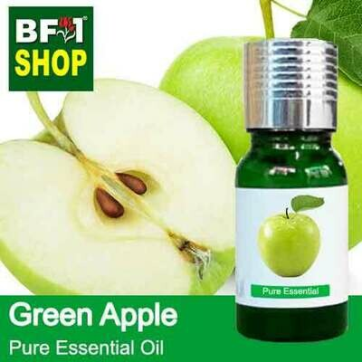 Pure Essential Oil (EO) - Apple - Green Apple Essential Oil - 10ml