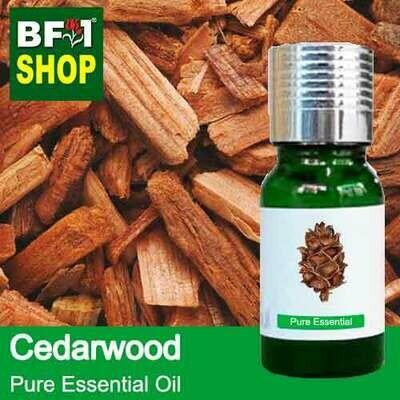 Pure Essential Oil (EO) - Cedar Wood Essential Oil - 10ml