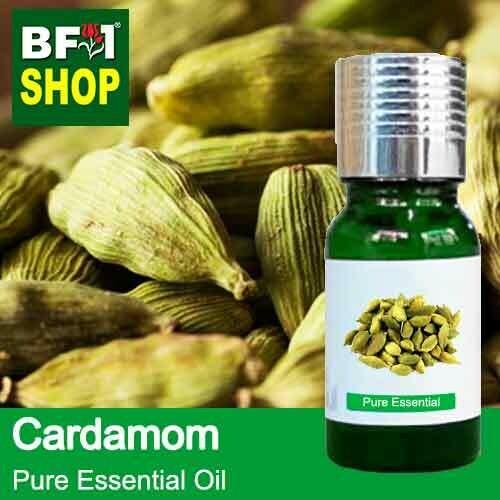 Pure Essential Oil (EO) - Cardamom Essential Oil - 10ml
