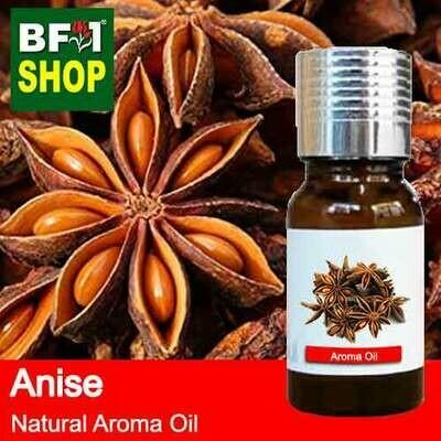 Natural Aroma Oil (AO) - Anise Aroma Oil - 10ml