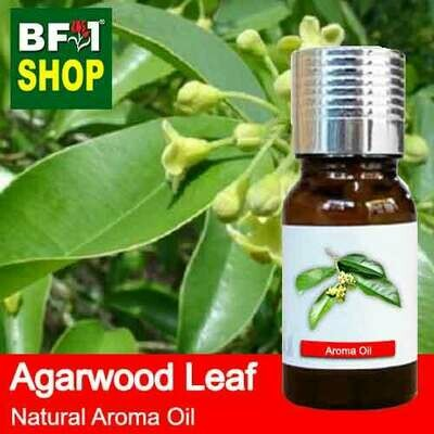 Natural Aroma Oil (AO) - Agarwood Leaf Aroma Oil - 10ml