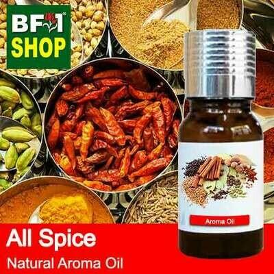 Natural Aroma Oil (AO) - Allspice Aroma Oil - 10ml