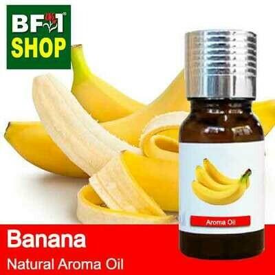 Natural Aroma Oil (AO) - Banana Aroma Oil - 10ml