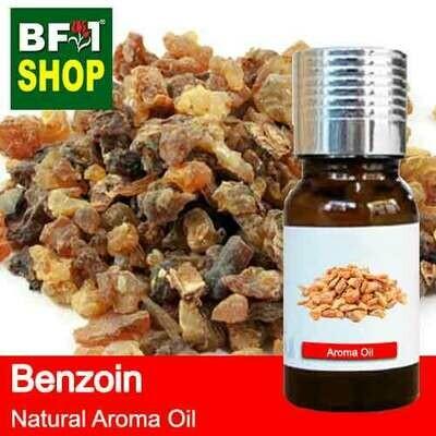 Natural Aroma Oil (AO) - Benzoin Aroma Oil - 10ml