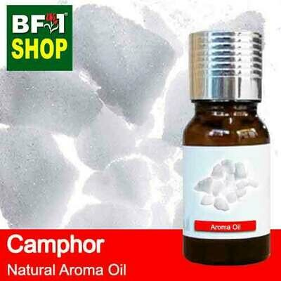 Natural Aroma Oil (AO) - Camphor Aroma Oil - 10ml
