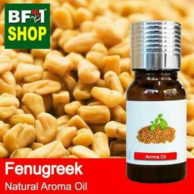 Natural Aroma Oil (AO) - Fenugreek Aroma Oil - 10ml