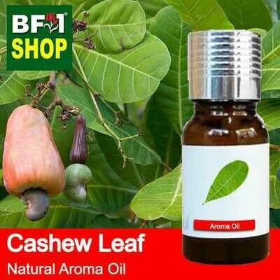 Natural Aroma Oil (AO) - Cashew Leaf ( Anacardium Occidentale ) Aroma Oil - 10ml