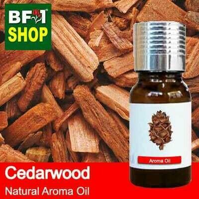 Natural Aroma Oil (AO) - Cedar Wood Aroma Oil - 10ml
