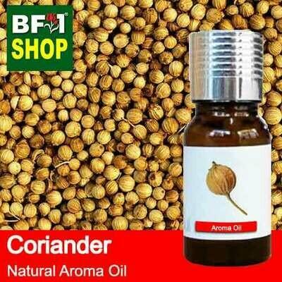 Natural Aroma Oil (AO) - Coriander Aroma Oil - 10ml