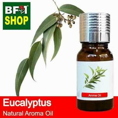 Natural Aroma Oil (AO) - Eucalyptus Aroma Oil - 10ml