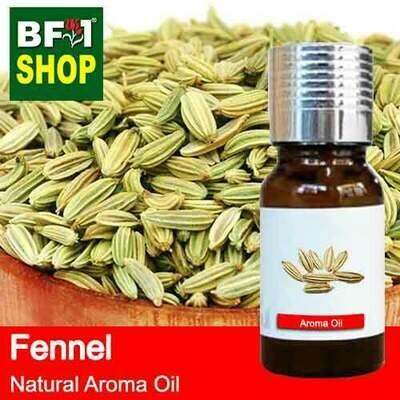 Natural Aroma Oil (AO) - Fennel Aroma Oil - 10ml