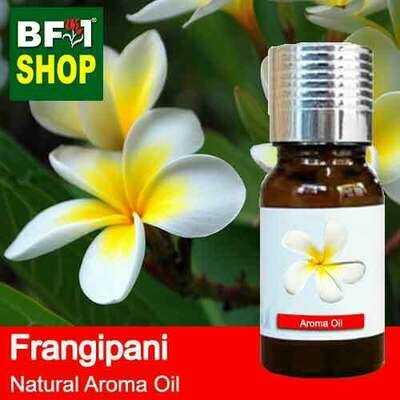 Natural Aroma Oil (AO) - Frangipani Aroma Oil - 10ml