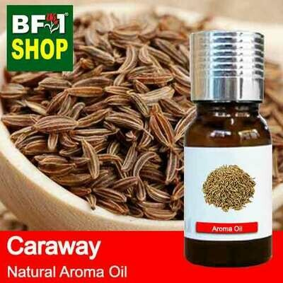 Natural Aroma Oil (AO) - Caraway Aroma Oil - 10ml