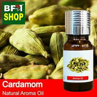Natural Aroma Oil (AO) - Cardamom Aroma Oil - 10ml