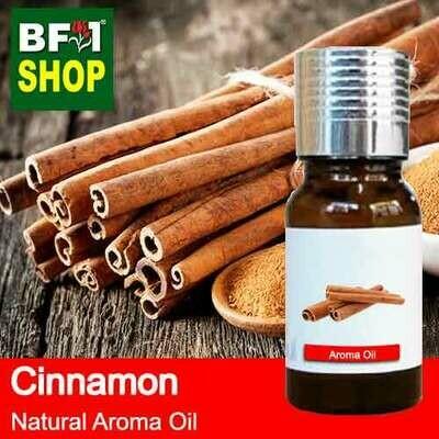 Natural Aroma Oil (AO) - Cinnamon Aroma Oil - 10ml