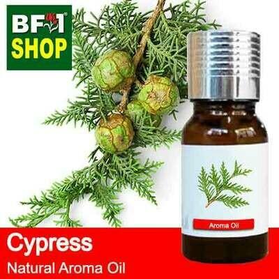 Natural Aroma Oil (AO) - Cypress Aroma Oil - 10ml