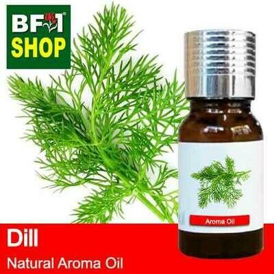Natural Aroma Oil (AO) - Dill ( Anethum Graveolens ) Aroma Oil - 10ml