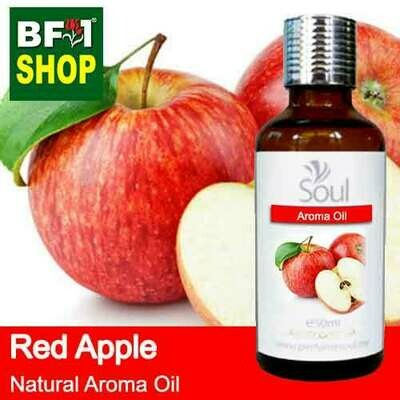 Natural Aroma Oil (AO) - Apple (Red) Aroma Oil  - 50ml