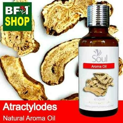 Natural Aroma Oil (AO) - Atractylodes Aroma Oil  - 50ml