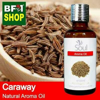 Natural Aroma Oil (AO) - Caraway Aroma Oil  - 50ml
