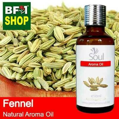 Natural Aroma Oil (AO) - Fennel Aroma Oil  - 50ml