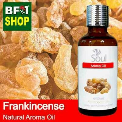 Natural Aroma Oil (AO) - Frankincense Aroma Oil  - 50ml