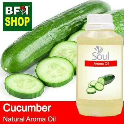 Natural Aroma Oil (AO) - Cucumber Aroma Oil  - 500ml