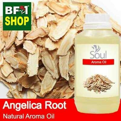 Natural Aroma Oil (AO) - Angelica root Aroma Oil  - 500ml