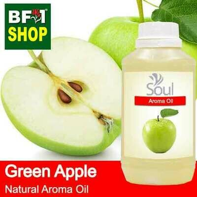 Natural Aroma Oil (AO) - Apple (Green) Aroma Oil  - 500ml