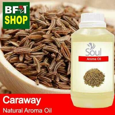 Natural Aroma Oil (AO) - Caraway Aroma Oil  - 500ml