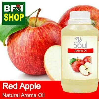 Natural Aroma Oil (AO) - Apple (Red) Aroma Oil  - 500ml