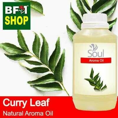 Natural Aroma Oil (AO) - Curry Leaf Aroma Oil  - 500ml
