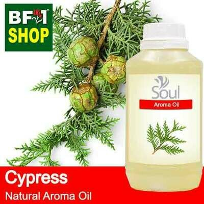 Natural Aroma Oil (AO) - Cypress Aroma Oil  - 500ml