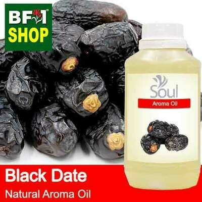 Natural Aroma Oil (AO) - Date - Black Date Aroma Oil  - 500ml