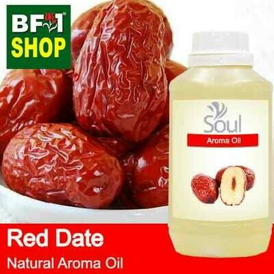 Natural Aroma Oil (AO) - Date - Red Date Aroma Oil  - 500ml