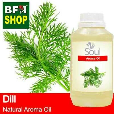 Natural Aroma Oil (AO) - Dill ( Anethum Graveolens ) Aroma Oil  - 500ml