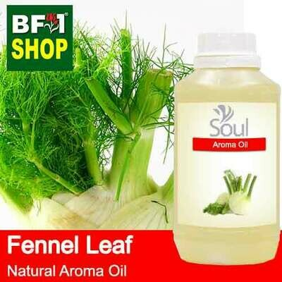 Natural Aroma Oil (AO) - Fennel Leaf Aroma Oil  - 500ml