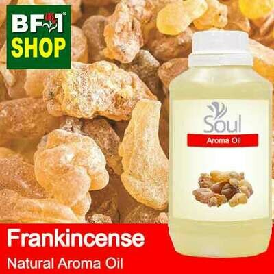 Natural Aroma Oil (AO) - Frankincense Aroma Oil  - 500ml