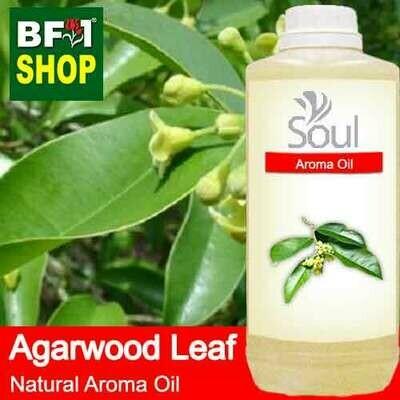 Natural Aroma Oil (AO) - Agarwood Leaf Aroma Oil  - 1L